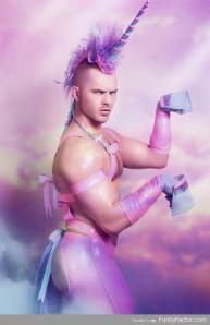 macho unicorn